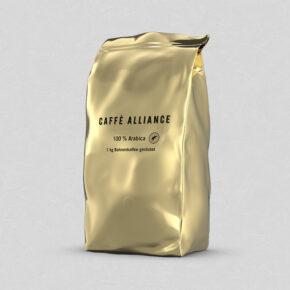 Kaffeebeutel 3D Visualisierung